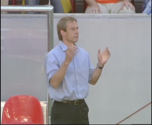 Jürgen Klinsmann – Germany v Tunisia 8