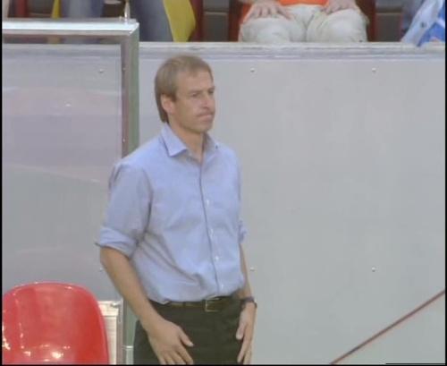 Jürgen Klinsmann – Germany v Tunisia 9