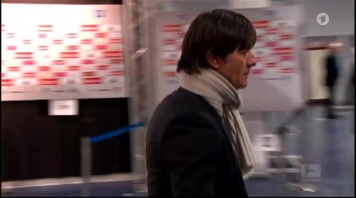 Joachim Löw at HSV v FC Bayern München 3