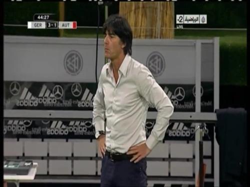 Joachim Löw – Germany v Austria 2011 15