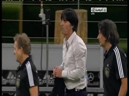 Joachim Löw – Germany v Austria 2011 16