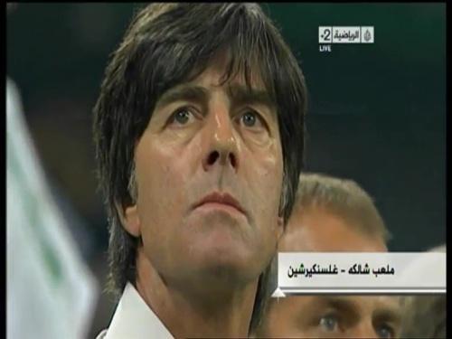 Joachim Löw – Germany v Austria 2011 2