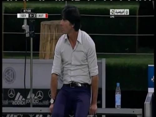 Joachim Löw – Germany v Austria 2011 21