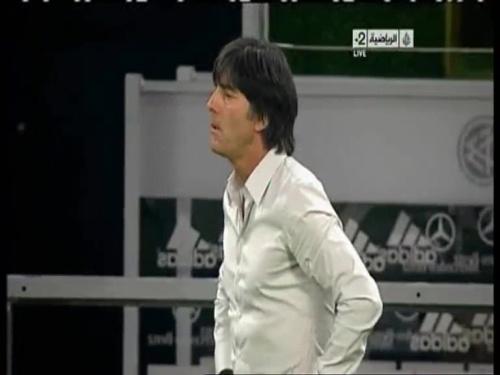 Joachim Löw – Germany v Austria 2011 4