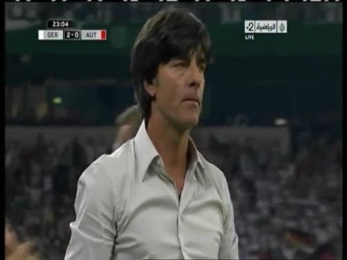 Joachim Löw – Germany v Austria 2011 9
