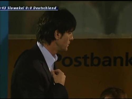 Joachim Löw – Slovakia v Germany 1