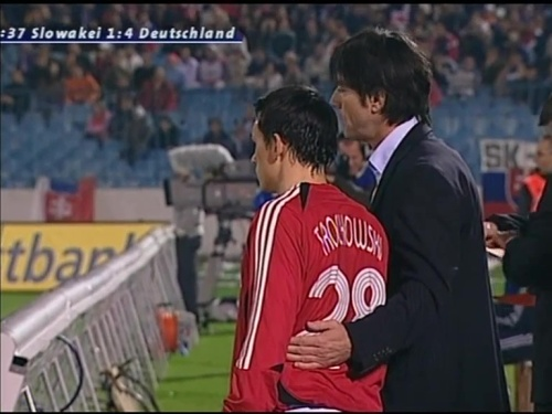 Joachim Löw – Slovakia v Germany 10