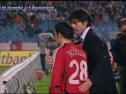 Joachim Löw – Slovakia v Germany 11