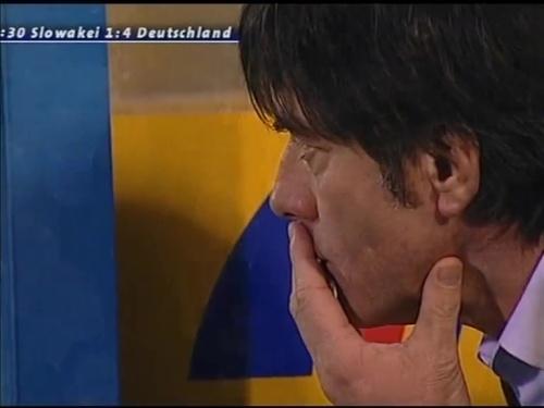 Joachim Löw – Slovakia v Germany 17
