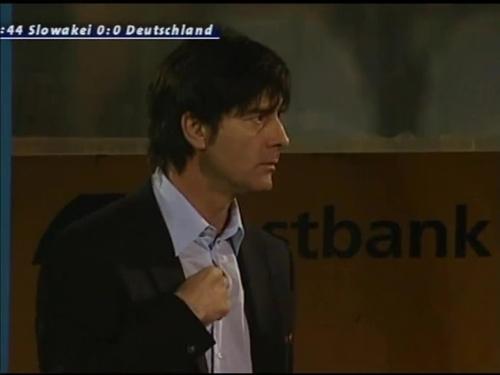 Joachim Löw – Slovakia v Germany 2