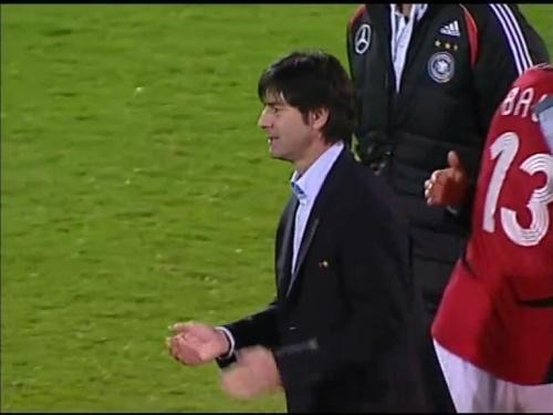 Joachim Löw – Slovakia v Germany 27