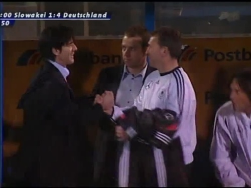 Joachim Löw & Hansi Flick – Slovakia v Germany 14