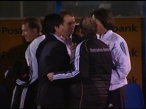 Joachim Löw & Hansi Flick – Slovakia v Germany 21