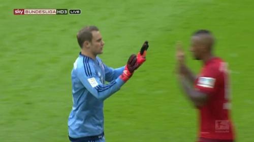 Manuel Neuer - Bayern v Dortmund 1
