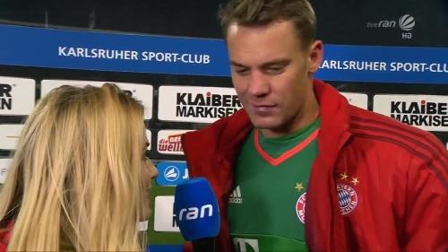 Manuel Neuer – KSC v Bayern friendly 5