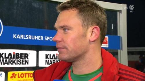 Manuel Neuer – KSC v Bayern friendly 7