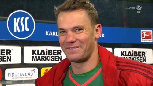 Manuel Neuer – KSC v Bayern friendly 9