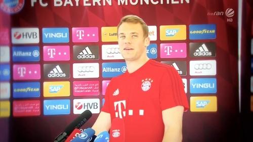 Manuel Neuer - KSC v Bayern friendly 2