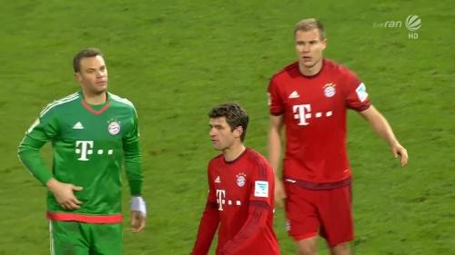 Manuel Neuer & Thomas Müller – KSC v Bayern friendly 2