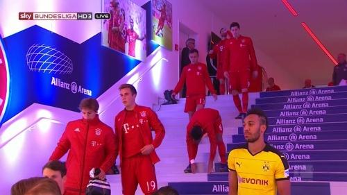 Mario Götze - Bayern v Dortmund 1