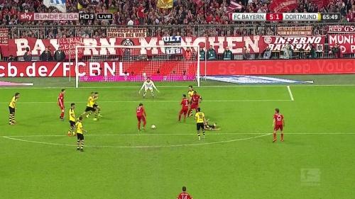 Mario Götze - Bayern v Dortmund 2