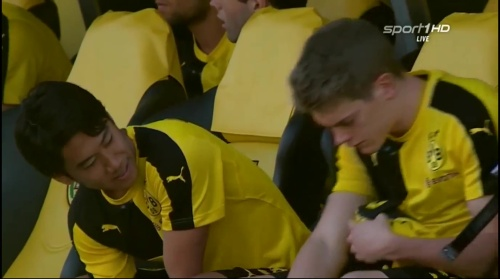 Matthias Ginter - Borussia Dortmund v Jeonbuk Hyundai Motors 1