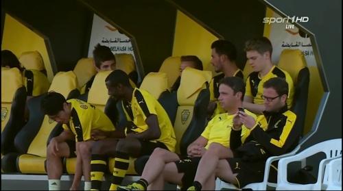 Matthias Ginter - Borussia Dortmund v Jeonbuk Hyundai Motors 3
