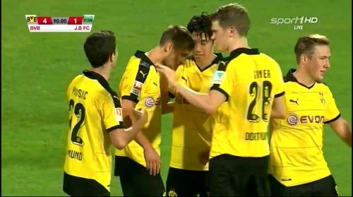 Matthias Ginter - Borussia Dortmund v Jeonbuk Hyundai Motors 6