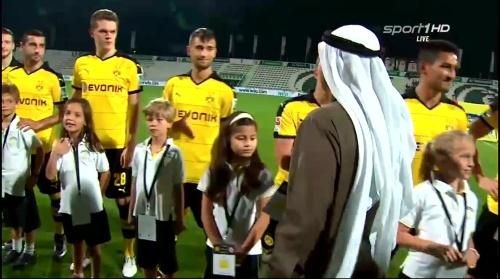Matthias Ginter - Dortmund v Eintracht Frankfurt friendly 1