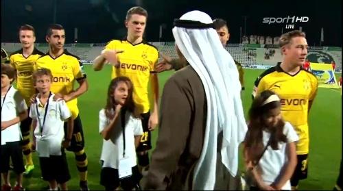 Matthias Ginter - Dortmund v Eintracht Frankfurt friendly 2
