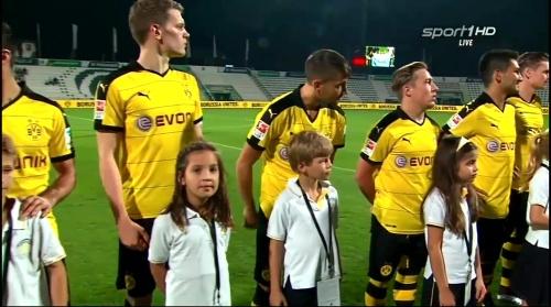 Matthias Ginter - Dortmund v Eintracht Frankfurt friendly 3