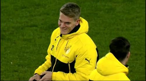 Matthias Ginter - Dortmund v Sparta Prague 1