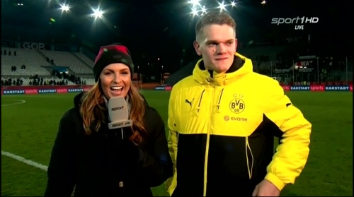 Matthias Ginter - Dortmund v Sparta Prague 11
