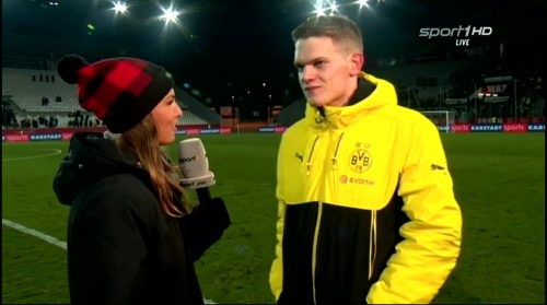 Matthias Ginter - Dortmund v Sparta Prague 12