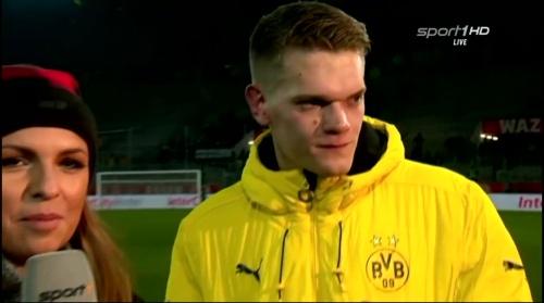 Matthias Ginter - Dortmund v Sparta Prague 14