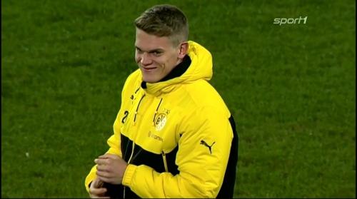 Matthias Ginter - Dortmund v Sparta Prague 2