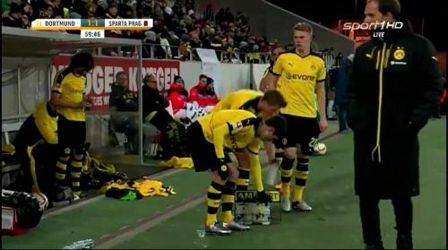 Matthias Ginter - Dortmund v Sparta Prague 3