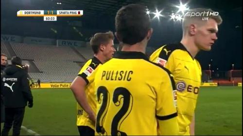 Matthias Ginter - Dortmund v Sparta Prague 6