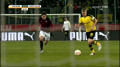 Matthias Ginter - Dortmund v Sparta Prague 9