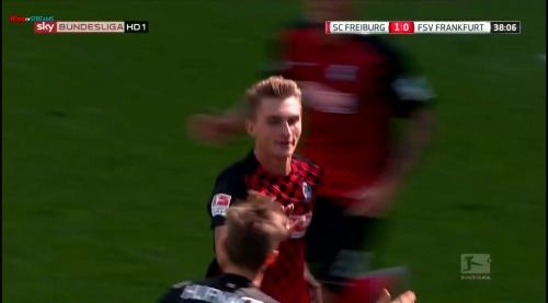 Maximillian Philipp – SC Freiburg v FSV Frankfurt 1