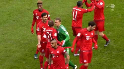 Philipp Lahm & Manuel Neuer – KSC v Bayern friendly 7