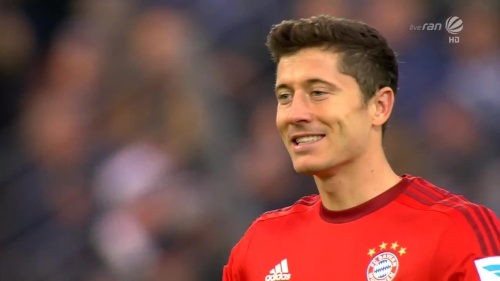 Robert Lewandowski – KSC v Bayern friendly 3
