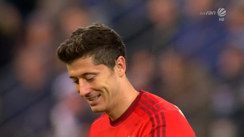 Robert Lewandowski – KSC v Bayern friendly 4