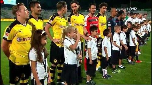 Roman Bürki – Dortmund v Eintracht Frankfurt friendly 3