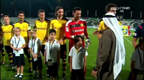 Roman Bürki – Dortmund v Eintracht Frankfurt friendly 2