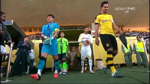 Roman Weidenfeller - Borussia Dortmund v Jeonbuk Hyundai Motors 1