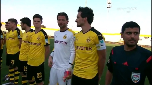 Roman Weidenfeller - Borussia Dortmund v Jeonbuk Hyundai Motors 2