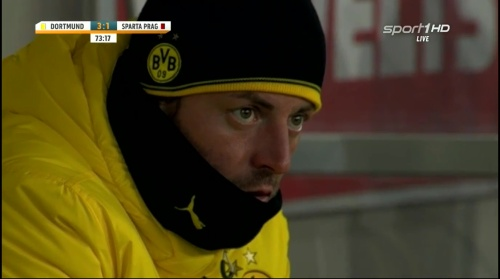 Roman Weidenfeller - Dortmund v Sparta Prague 1