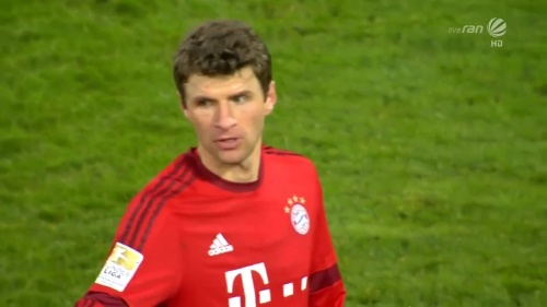 Thomas Müller – KSC v Bayern friendly 1