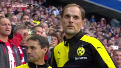 Thomas Tuchel - Bayern v Dortmund 1